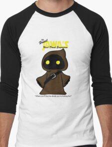 Honest Jawa's Used Droids Emporium Men's Baseball ¾ T-Shirt