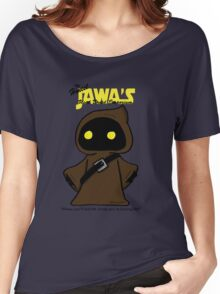 Honest Jawa's Used Droids Emporium Women's Relaxed Fit T-Shirt