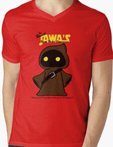 Honest Jawa's Used Droids Emporium Mens V-Neck T-Shirt
