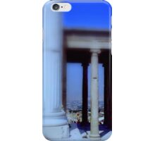 View from Parthenon iPhone Case/Skin