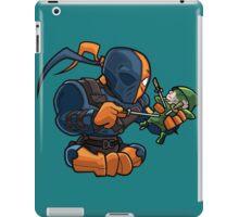 Stabby Stabby Stabby iPad Case/Skin