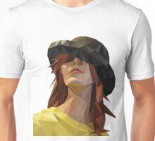 Geometric Lady Unisex T-Shirt