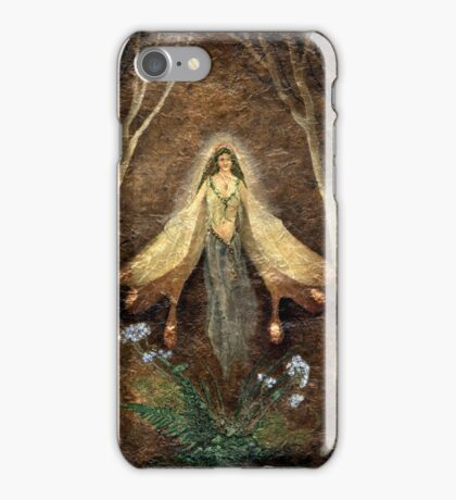 Fey Queen (Fairy Queen) iPhone Case/Skin
