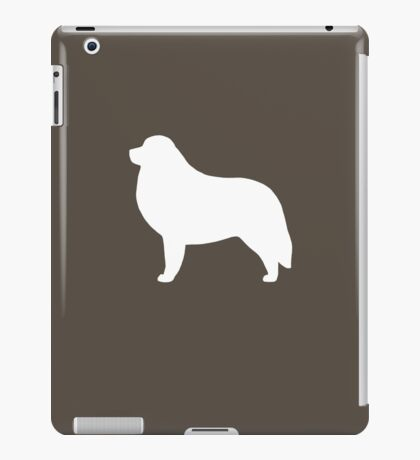 Great Pyrenees Silhouette(s) iPad Case/Skin