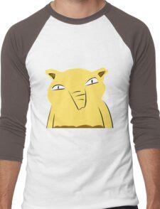 Badly-drawn Drowzee Men's Baseball ¾ T-Shirt