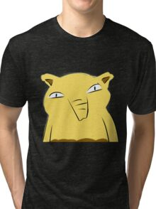 Badly-drawn Drowzee Tri-blend T-Shirt