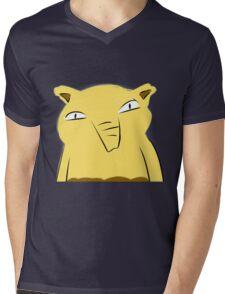 Badly-drawn Drowzee Mens V-Neck T-Shirt