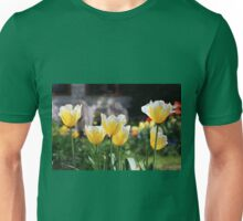 Bright tulips Unisex T-Shirt