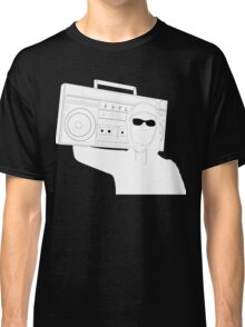 Boombox and Shades Classic T-Shirt