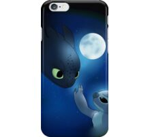 How to Train Stitch's Dragon iPhone Case/Skin