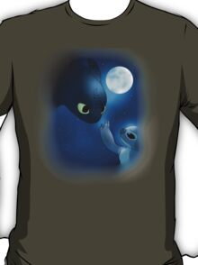 How to Train Stitch's Dragon T-Shirt