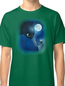 How to Train Stitch's Dragon Classic T-Shirt