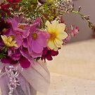 Garden Fresh Bouquet by Sandra Foster