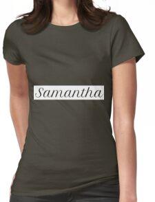 Samantha Womens Fitted T-Shirt
