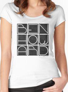 Ben Howard Women's Fitted Scoop T-Shirt