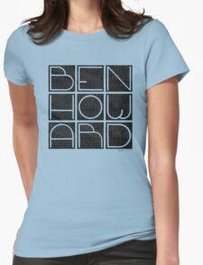 Ben Howard Womens Fitted T-Shirt