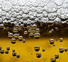 Beer close up by mayalenka