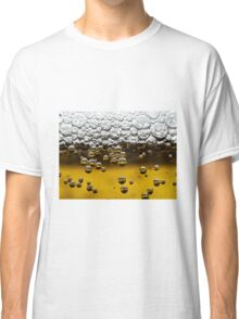 Beer close up Classic T-Shirt