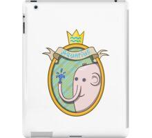 Aquarius. Cartoon horoscope. iPad Case/Skin