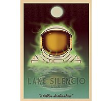 Lake Silencio Photographic Print