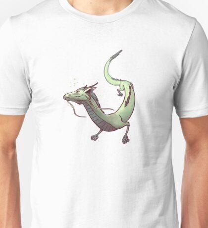 Haku. Spirited Away Unisex T-Shirt