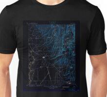 USGS TOPO Map California CA Chico 297079 1895 125000 geo Inverted Unisex T-Shirt
