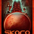 Skaro Travel Postcard by MeganLara