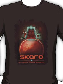 Skaro Travel Postcard T-Shirt