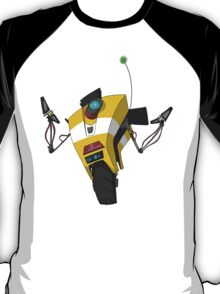 Claptrap Sticker T-Shirt