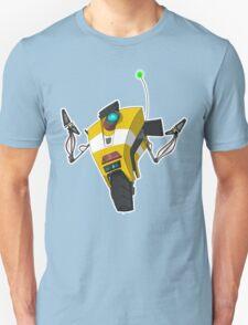 Claptrap Sticker Unisex T-Shirt
