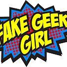 Fake Geek Girl by steenium