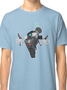 Fancy Claptrap Sticker Classic T-Shirt