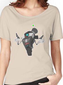 Fancy Claptrap Sticker Women's Relaxed Fit T-Shirt