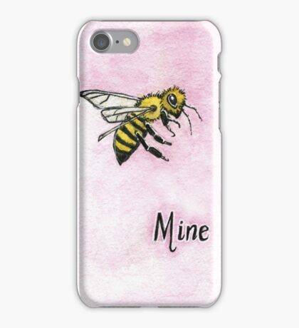 Bee Mine iPhone Case/Skin