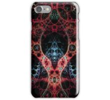 Biomechanica 2 (Best Viewed Full Screen) iPhone Case/Skin