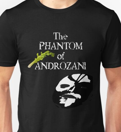 The Phantom of Androzani Unisex T-Shirt
