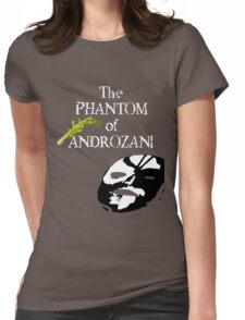 The Phantom of Androzani Womens Fitted T-Shirt