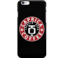 Caprica Coffee iPhone Case/Skin