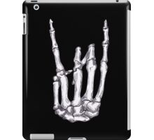 Rock On Skeleton Hand  iPad Case/Skin
