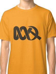 Red ABC Classic T-Shirt