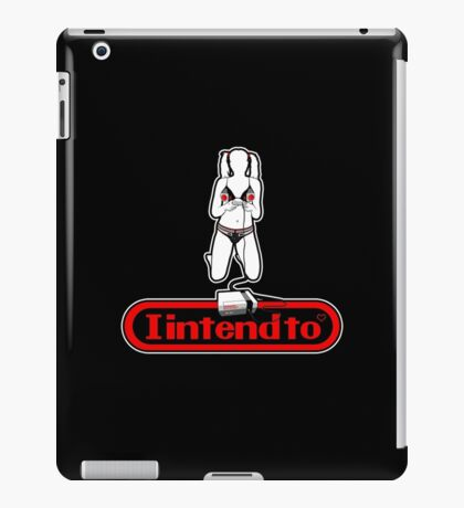 Come and Play iPad Case/Skin