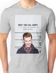 Sanity Unisex T-Shirt