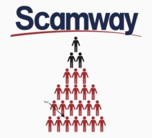 Scamway by stoopiditees