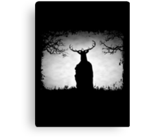 Herne The Hunter Appears Canvas Print