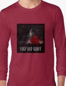 Very Bad Robot: Maximilian Long Sleeve T-Shirt