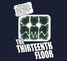The Thirteenth Floor One Piece - Long Sleeve