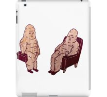 Five Pounds of Fat iPad Case/Skin