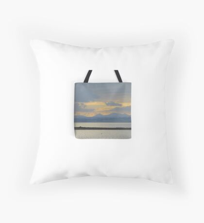 Tote Bag 36...........................Inch Island Throw Pillow