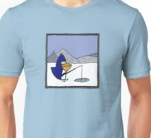 P.N.Guinn goes fishing Unisex T-Shirt
