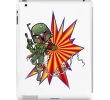 Boba Fett Ready to Fire iPad Case/Skin